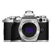 奥林巴斯 E-M5 MarkII M43画幅单电相机  银色(12-50mm套机)