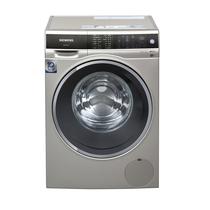 西门子  XQG100-WM14U669HW  10公斤  变频滚筒洗衣机  洗衣液自动添加  家居互联  (缎光银)产品图片主图
