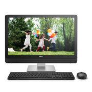 戴尔 灵越3464-R1408B 23.8英寸一体机电脑(i3-7100U 4G 1T DVD FHD WIFI 三年上门 Win10 无线键鼠)
