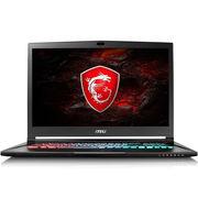 微星 GS73VR 7RF-284CN 轻薄游戏笔记本电脑(17.3英寸 i7-7700HQ 16G 1T+128GSSD GTX1060 WIN10 多彩) 黑