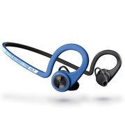 Plantronics BackBeat FIT 无线运动立体声蓝牙耳机 音乐耳机 通用型 双边耳挂入耳式 动感蓝色