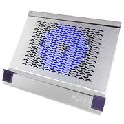 超频三 长江七号 笔记本散热器 (散热底座/电脑支架/散热垫/可调节高度/适用于15英寸以下)