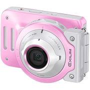卡西欧 EX-FR100L 数码相机(3.0英寸 1020万像素 F2.8光圈)美颜自拍相机 粉色