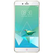 努比亚 Z17mini 香槟金 移动联通电信4G手机 双卡双待