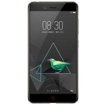 努比亚 Z17mini 黑金色 移动联通电信4G手机 双卡双待产品图片主图