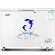 澳柯玛 BC/BD-323NE 323升带锁冷藏冷冻转换 变温商用冷柜 冰柜