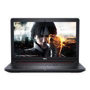 戴尔 灵越游匣15PR-5745B 15.6英寸游戏笔记本电脑(i7-7700HQ 8G 128GSSD+1T GTX1050 4G独显 FHD)黑