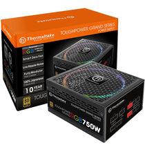 Thermaltake Toughpower Grand RGB 750W电源(80PLUS金牌/模组化/扁平式线材/高电流单組/风扇朝上)产品图片主图