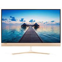 联想 致美一体机AIO 520S 23英寸一体机台式电脑(I7-7500U 8G 1T 无线网卡 2G独显 蓝牙 Win10)金产品图片主图