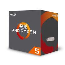 AMD 锐龙  Ryzen 5 1600X 处理器6核AM4接口 3.6GHz 盒装产品图片主图