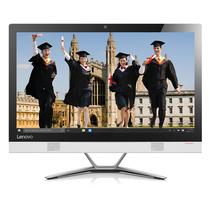 联想 AIO 300 23英寸一体机电脑 ( i5-6200U 8G 1T 2G独显 WiFi 蓝牙 win10 )白色产品图片主图
