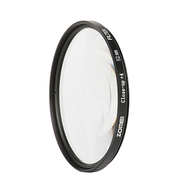 卓美 52MM Clcse-up+4 近摄镜 微距镜 放大镜 增距镜 放大效果 成像效果佳 微拍利器