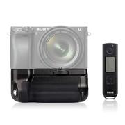 美科 MK-A6500 Pro 微单相机遥控手柄兼电池盒 适用于索尼A6500相机