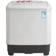 小天鹅 TP80-DS905 半自动双桶双缸洗衣机 强力电机 喷淋洗涤