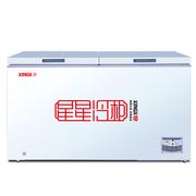 星星 BD/BC-480E 480升 商用冷柜 卧式大冷冻柜 冷藏冷冻转换柜 变温冰柜