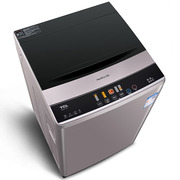 TCL XQBM85-302L 8.5公斤 免污式全自动波轮洗衣机 蓝光杀菌(皓月银)