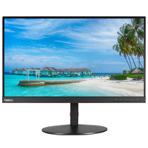 联想 T22i 21.5英寸旋转升降窄边框IPS屏显示器产品图片主图