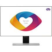 明基 EW2770QZ 27英寸IPS智能色温调节2K分辨率 四边窄边设计 爱眼电脑显示器显示屏(DP/HDMI接口)