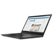 ThinkPad T470s(20K6A000CD)14英寸笔记本电脑(i5-7200U 8G 256G SSD 集显 WIN10)
