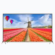 创维 55V9 55英寸4色4K HDR人工智能25核超高清智能液晶电视(金色)