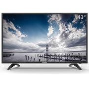 松下 TH-43D400C 43英寸全高清LED液晶平板电视机(黑色)