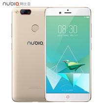 努比亚 Z17mini 4GB+64GB 香槟金 移动联通电信4G手机 双卡双待产品图片主图