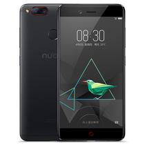 努比亚 Z17mini 6GB+64GB 雅黑色 移动联通电信4G手机 双卡双待产品图片主图