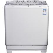 美菱 XPB110-17BQ1S 11kg双缸波轮洗衣机 大容量 洗脱分离 节能省水 双桶半自动(白)