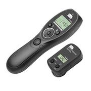 品色 TW282-N3 佳能快门线无线定时相机遥控器佳能7D/5D/6D/1D/全系列/10D/20D/30D/40D/50D适用