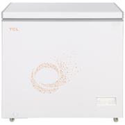 TCL BC/BD-200CEQD 200升 冷藏冷冻转换 卧式冷柜 冰柜 电脑温控 节能省电(炫动金)