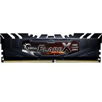 芝奇  Flare X系列 烈焰枪 DDR4 2400频率 8G 台式机内存(铁骑黑)产品图片主图