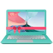 海尔 小艾S310 13.3英寸丽人轻薄笔记本电脑(i5-5200U 4G 64G SSD+500G 背光键盘 win8.1)蒂芙尼蓝