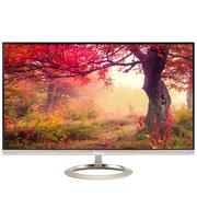 华硕 MX27UC 27英寸4K UHD窄边框 Type-C+DP+HDMI全接口IPS屏显示器