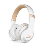 JBL V300NXT 白色 主动降噪 头戴式蓝牙耳机