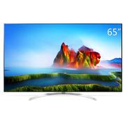 LG 65SJ8500 65英寸哈曼卡顿音箱 主动式HDR 纯色硬屏纤薄机身  智能电视(银色+白色)