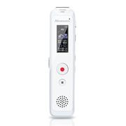 纽曼 RV90 16G 白色 商务专业数码录音笔 微型PCM无损录音 会议 MP3 播放器
