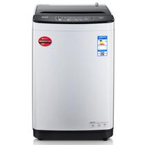 金羚 XQB80-R517GN 8公斤全自动波轮洗衣机 风干家用 大容量 银灰色产品图片主图