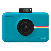 宝丽来 Snap Touch 拍立得相机 蓝色 (1300万 1080P 3.5英寸触屏 预览打印 手机蓝牙 可编辑)