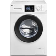TCL XQG90-P300B 9公斤 全自动变频滚筒洗衣机 自编程 中途添衣 静音(芭蕾白)
