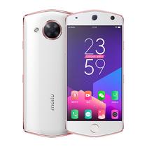 美图 M8(MP1603)64GB 月光白 自拍美颜 全网通 移动联通电信4G手机产品图片主图