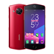 美图 M8(MP1603)64GB 魅影红 自拍美颜 全网通 移动联通电信4G手机