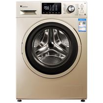 小天鹅 TD80V80WDG 8公斤变频洗烘一体 滚筒洗衣机 智能APP控制 时尚大视窗 香槟金产品图片主图