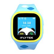 科大讯飞 TYW3儿童手表 儿童智能电话手表 学生定位手机 儿童手机 彩屏触控安全防水 蓝色