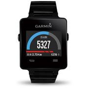 佳明 vivoactive acetate 黑色智能运动腕表智能通知久坐提醒跑步骑行游泳高尔夫