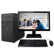 神舟 新瑞E15 D4C 19.5英寸 台式办公电脑整机 (双核1005M/2G/500G/集显)