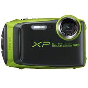 富士 XP120 运动相机 石墨绿 四防卡片机 防水防尘防震防冻 5倍光学变焦 WIFI分享 光学防抖