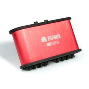 客所思 K50外置声卡 多功能USB声卡 网络K歌录音  原生ASIO驱动 软硬件音效 支持双手机直播 即插即用