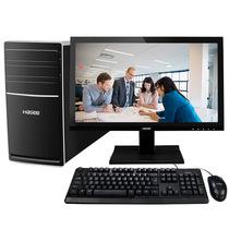 神舟 新瑞K80-KL5 D0 19.5英寸 台式办公电脑整机 (H110 i5-7400 8G DDR4 1T PCI COM串口 键鼠)产品图片主图