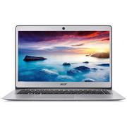 宏碁  SF113 13.3英寸全金属超轻薄笔记本电脑(N3350 4G 128G SSD IPS 蓝牙 指纹识别)星光银