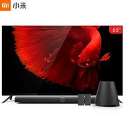 小米 电视4 L65M5-AB 65英寸 3GB+32GB 4.9mm超薄 全景声影院 4K超高清智能平板电视机(灰色)
